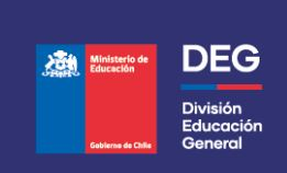 Division Educacion General
